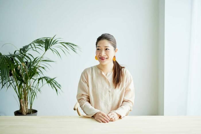 鈴木富美子さん…『EMBELLIR(アンベリール)』サロン経営者、毛髪診断士