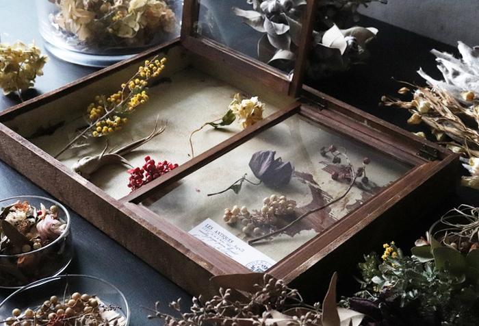 ナチュラルインテリアとして楽しむ♪「花&植物」のDIYアイデア集