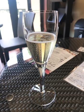 結婚や出産といった華やかなお祝い事には、華やかなお酒を贈りたいものですよね。シャトー・ルミエールのワインなら、世界のワインコンクールで受賞歴もあるスパークリング 甲州がおすすめ。山梨県固有の白ぶどう品種である甲州を使い、シャンパンと同様の瓶内二次発酵と、1年間の熟成を経て、スパークリングワインになります。泡立ちは細やかで、和柑橘のような香りが特徴。辛口でどんな料理にも合い、テーブルを華やかにしてくれますよ。