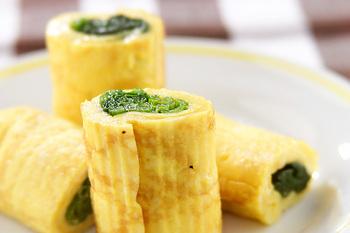 「ほうれん草」でお弁当を彩り豊かに!人気の簡単おかずレシピ20選