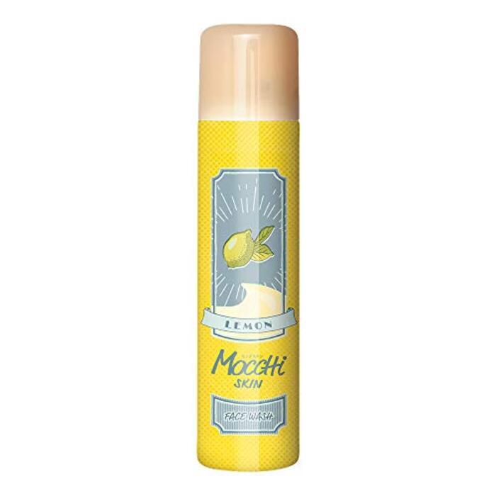 モッチスキン吸着泡洗顔 フルーツシリーズ (レモン1本)