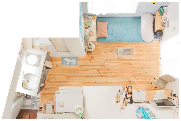 賃貸アパートの方にもおすすめ。「引っ越ししやすい家具」集めました*