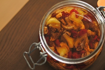 果物の旨味が凝縮!「ドライフルーツ」を使ったおいしいスイーツレシピ
