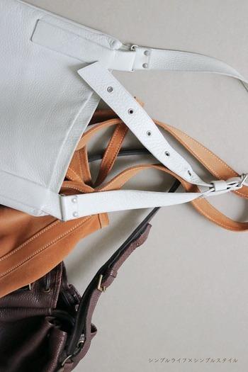 服よりも簡単!バッグから始める「持ち物の適切な数」の管理