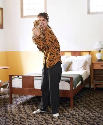 着心地の良さでリラックス度アップ!『ルームウェアとパジャマ』の選び方特集