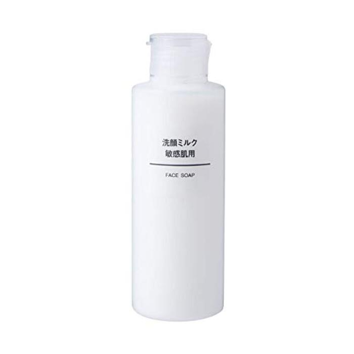 無印良品 洗顔ミルク・敏感肌用 150ml