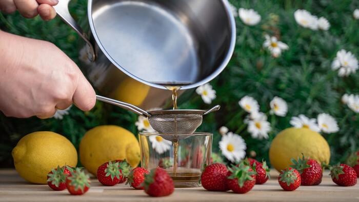 春らしい華やかな彩りにうっとり。体が整う「フルーツティー」レシピ集