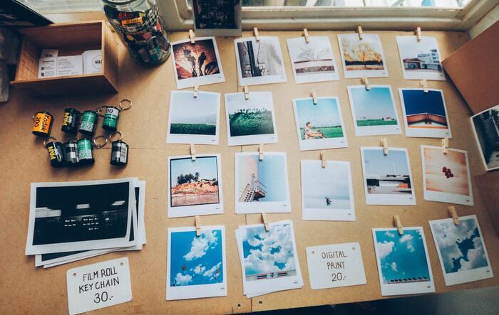 写真もアクセも「コルクボード」でおしゃれに*おすすめとギフトアイデア