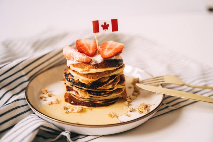 おうちカフェで旅気分♪「カナダ」の定番焼き菓子&伝統スイーツレシピ