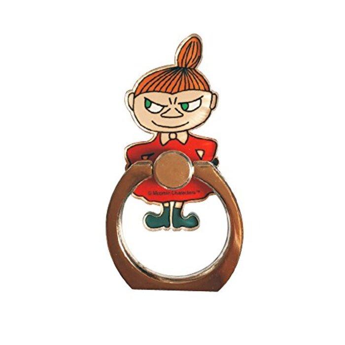 Moomin ムーミン スマホリング スマートフォン用ホルダーリング リトルミイ 北欧雑貨