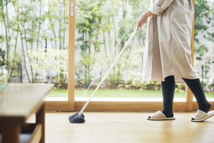 """""""1日1分""""から始めましょ。無理なくキレイを保つお掃除習慣"""