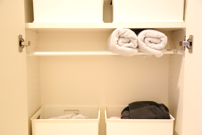 毎日が気持ちいい♪「洗面所」のすっきり収納アイデア術