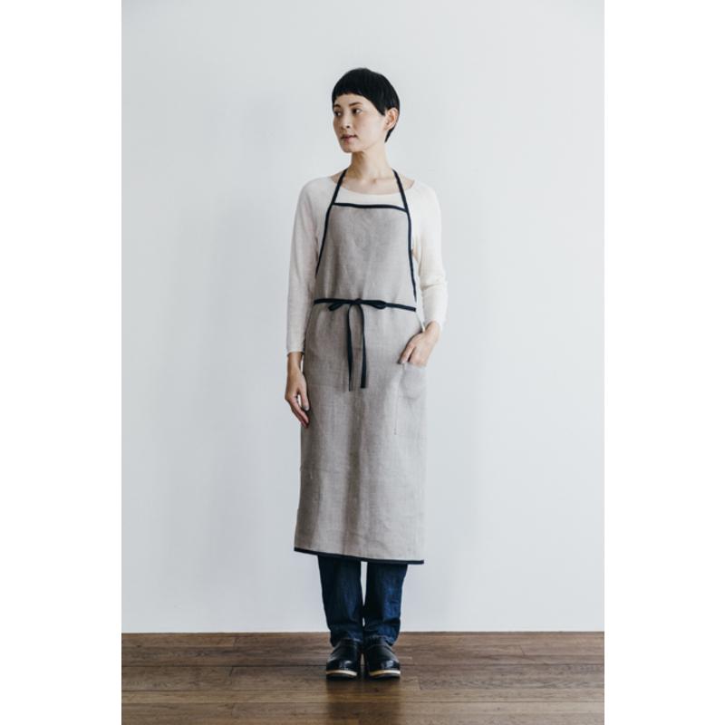 【★2021新色★】 fog linen work エプロン