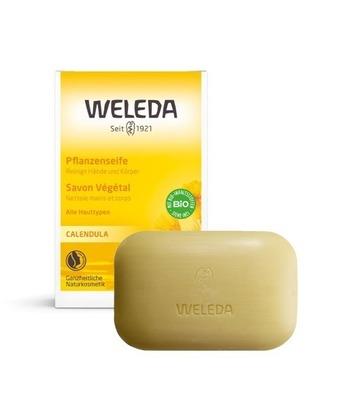 デリケートな肌にも優しいヴェレダの石鹸。たっぷりのもこもこの泡でお肌をしっとりと洗い上げましょう。