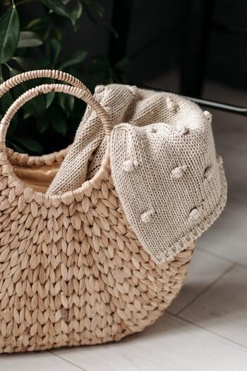 冬だけじゃない!春にぴったりの「編み物」レシピ15選
