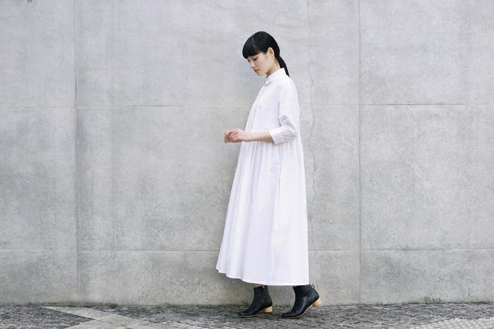 旬な着こなしは?定番人気の「白ワンピ」春の着まわし術