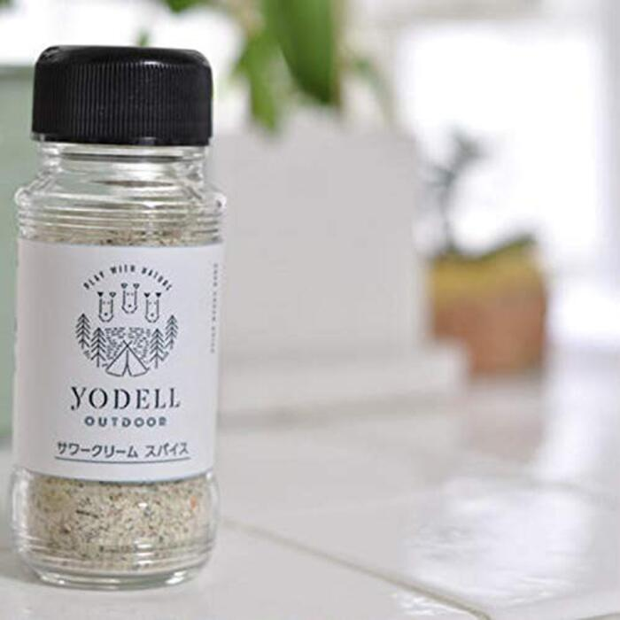 YODELL (ヨーデル) サワークリーム スパイス 80g