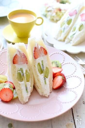 テーブルに春を呼ぶ*「花」がテーマの料理&スイーツレシピ