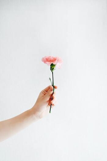 ソープフラワーは生花やプリザーブドフラワーに引けを取らないほど鮮やかで精巧にできたお花ですが、比較的リーズナブルなものが多いのも魅力。母の日の予算にあわせて選ぶことができます。