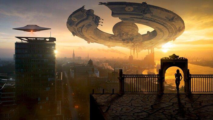 映画『ブレードランナー』の原作でもある小説。近未来的の地球が舞台で、高い知能をもつアンドロイドや空飛ぶ車が登場します。この作品のテーマは、アンドロイドと人間の違いはどこにあるのか?ということ。人間らしさとは、という哲学的なテーマにも繋がり、読みごたえも十分。テンポよく展開がすすみ、ラストまで目が離せません!