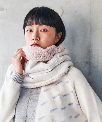 3つの首の中でも肩こりや上半身のトラブルの原因となりやすいのが首。首を温めることで、上半身全体の冷えを予防しましょう。