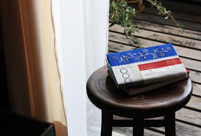 あなたにとってお気に入りの「ブックカバー」が見つかりますように*
