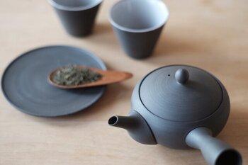 新茶の季節。お気に入りの「急須&湯呑み」でまったりティータイムを