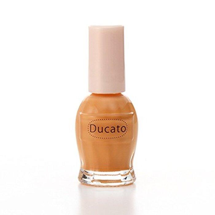 デュカート ナチュラルネイルカラーN54 オレンジフレア