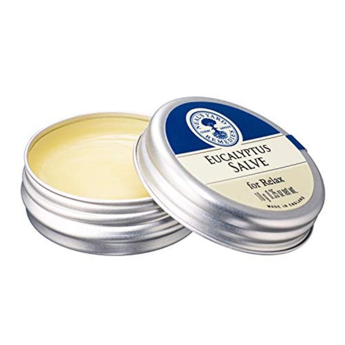 ニールズヤードレメディーズ ユーカリバーム10g 清涼感あるユーカリの香り