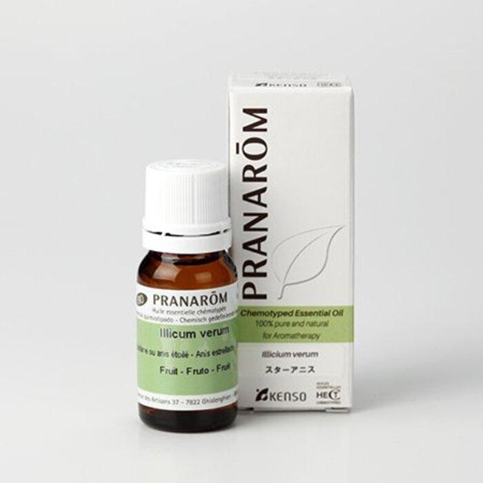 プラナロム (PRANAROM) 精油 スターアニス 10ml