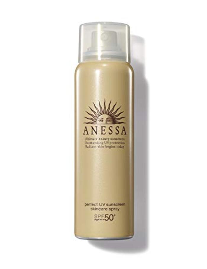 ANESSA(アネッサ) パーフェクトUV スキンケアスプレー a 日焼け止め シトラスソープの香り 60g