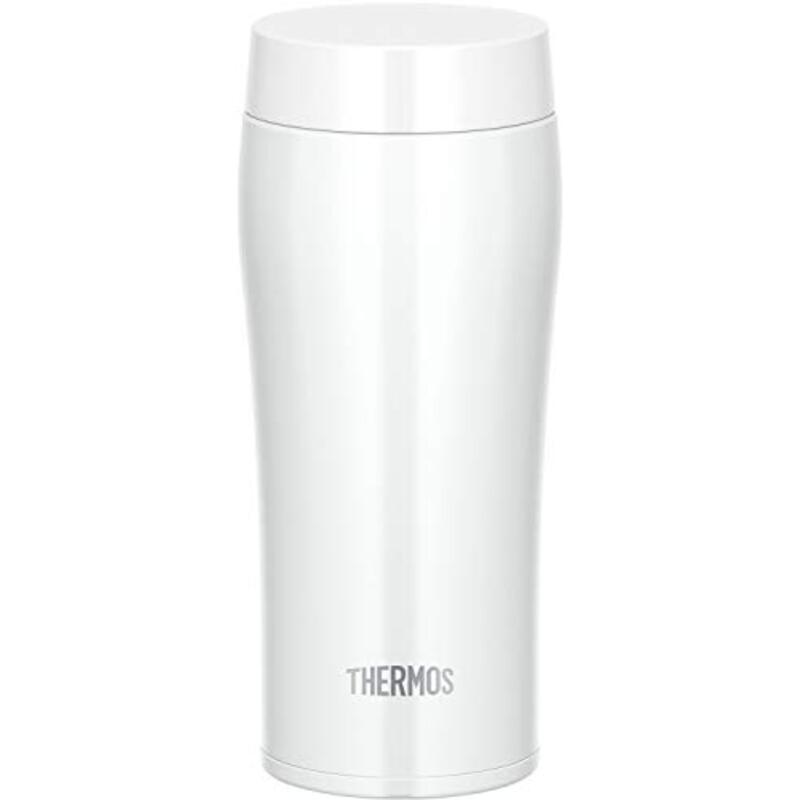 サーモス 水筒 真空断熱ケータイタンブラー  360ml JOE-360 PRW(カラー:パールホワイト)