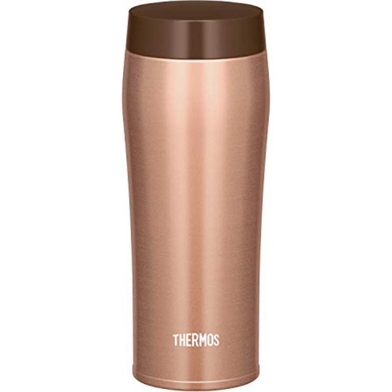 サーモス 水筒 真空断熱ケータイタンブラー ブロンズ 480ml JOE-480 BZ