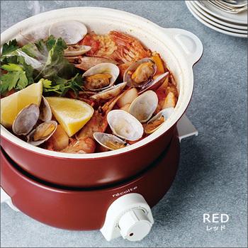 おしゃれ&多機能なおすすめ「グリル鍋」煮る・焼く・蒸す…1台で何役も!