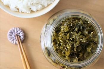 【高菜のレシピ】人気34品!高菜チャーハン、高菜炒めからマスター
