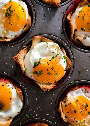 【卵の大量消費】に大活躍!お菓子やおかず作りに役立つ人気レシピ集