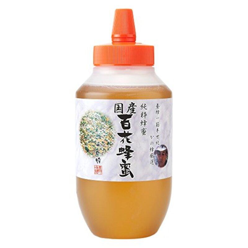かの蜂 国産 百花蜂蜜 1000g