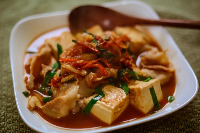 腸活にもってこい!毎日食べたい【キムチ】で作る簡単アレンジレシピ