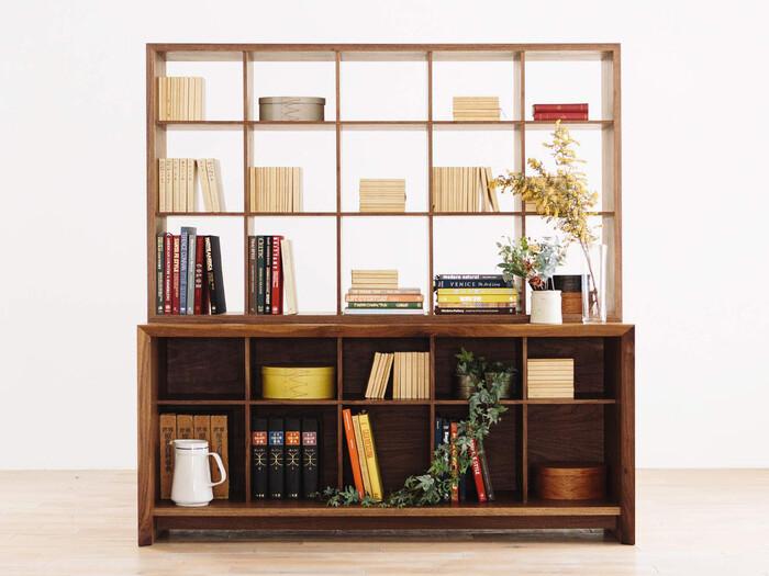 部屋が狭くても大丈夫!おうちに私だけの「小さな本棚」を作るアイデア集