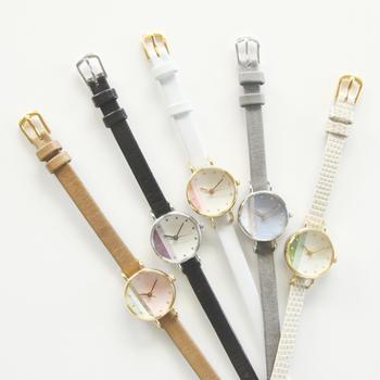3万円以内なら、普段さりべなく付けられるのにデザイン性も実用性も高い腕時計を買うことができます。ファッションやライフスタイルに合わせて、素敵な自分へのご褒美を見つけてくださいね。