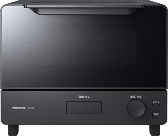 パナソニック オーブントースター ビストロ 8段階温度調節 オーブン調理