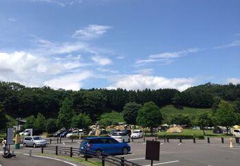 露天風呂ありで旅行気分で遊びに行ける茨城県のキャンプ場。夏にはプールもあるため、アクティビティも充実し、大自然をしっかり楽しめるところが◎
