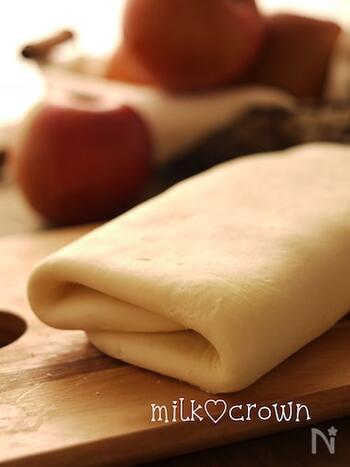 やっぱり生地にもこだわりたい!というときにはパイ生地を手作りしてみるのもおすすめです。丁寧に仕上げれば、より一層美味しいパイレシピができますよ。