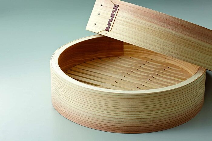 竹の精(Takenosei) 中華セイロ 直径27cm