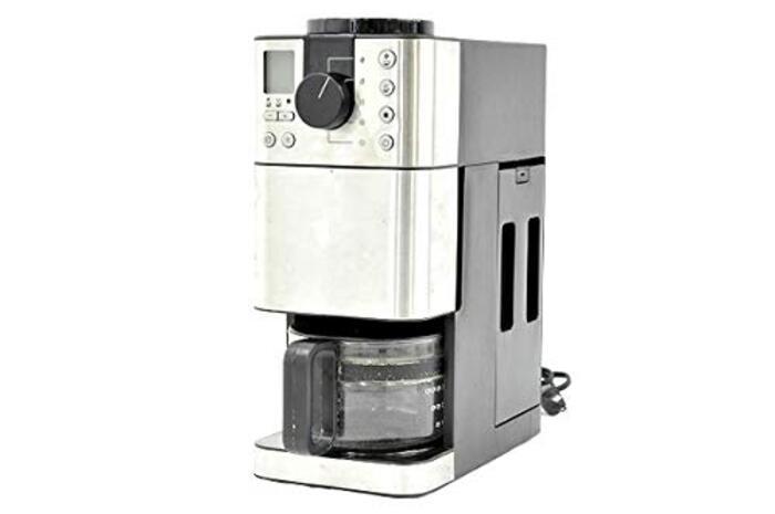 無印良品 豆から挽けるコーヒーメーカー
