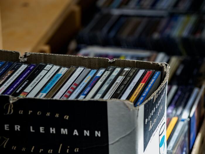 捨てられない・捨てたくない!大切な「CD」の収納アイテム
