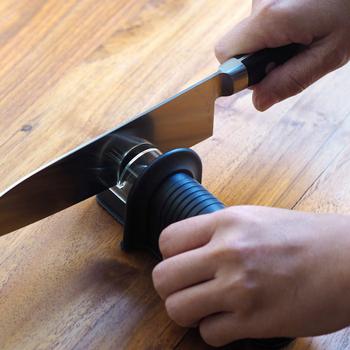 """よく切れると料理が楽しい!賢く選びたい""""包丁研ぎ器""""と上手な研ぎ方講座"""