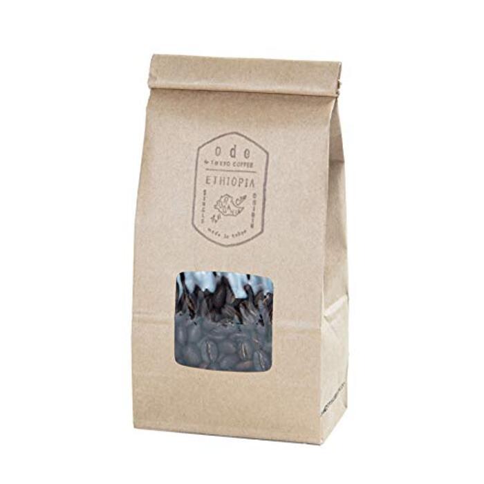 [Amazon限定ブランド] ode エチオピア オーガニック モカ コーヒー豆