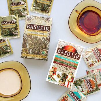 茶葉ではなく液体の紅茶をお菓子作りに利用する場合は、ティーバッグでもリーフティーでもどちらを使ってもOKです。紅茶の芳醇な香りを楽しみたいなら、普段飲むときよりも濃いめに抽出するのがポイント。