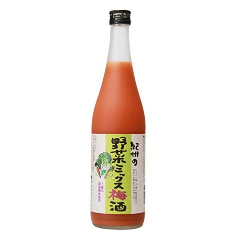 中野BC 紀州の野菜ミックス梅酒 [ 720ml ]